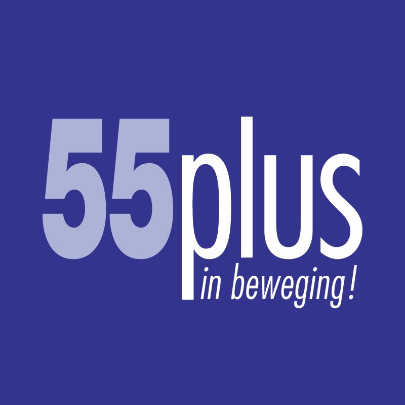 55 plus vector
