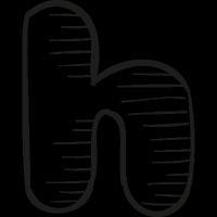 Hubbub Draw Logo vector