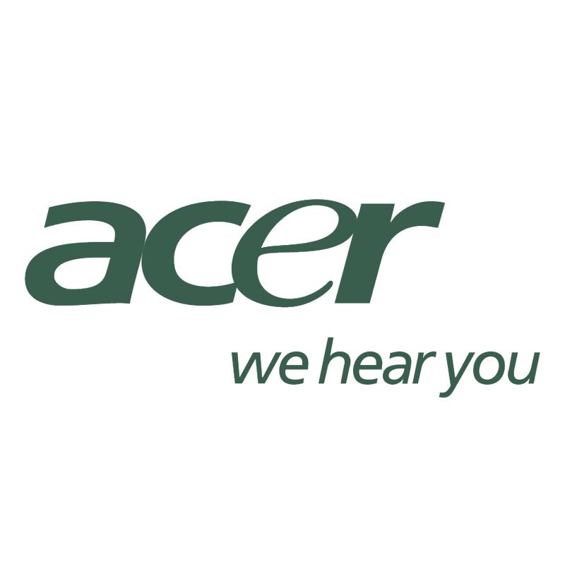Acer 40562 vector