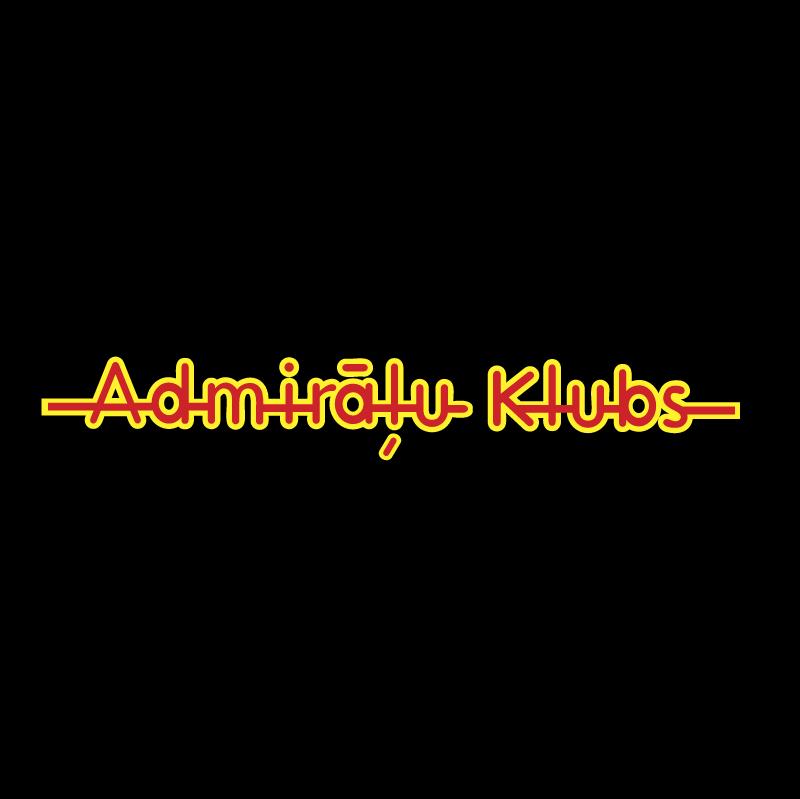 Admiralu Klubs 23933 vector