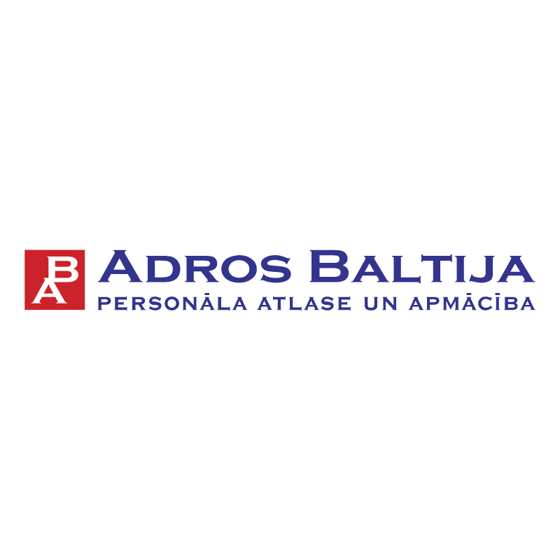 Adros Baltija vector