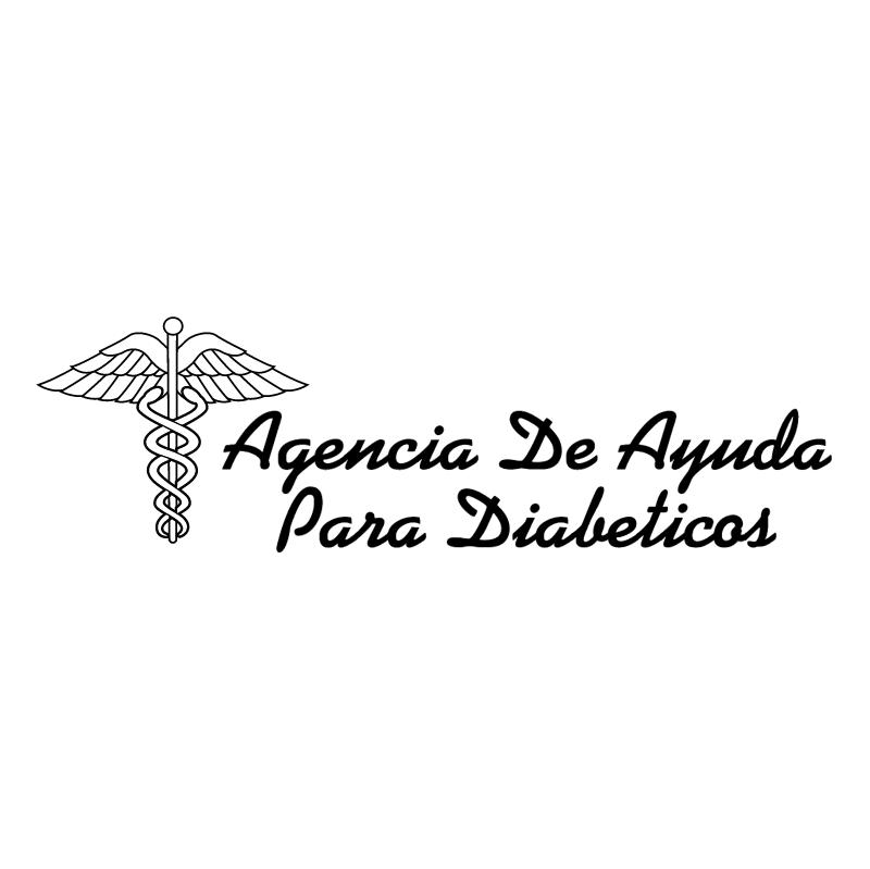 Agencia De Ayuda Para Diabeticos vector