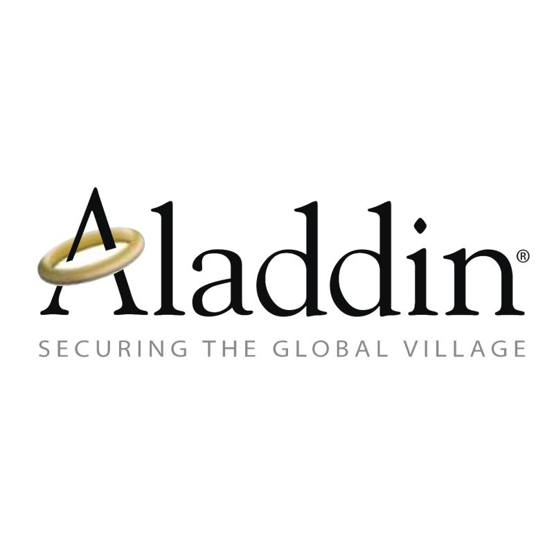 Aladdin Knowledge Systems 45328 vector