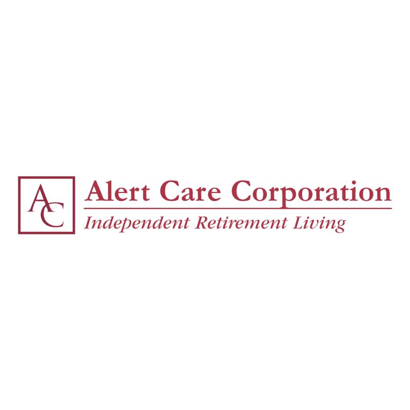 Alert Care Corporation vector