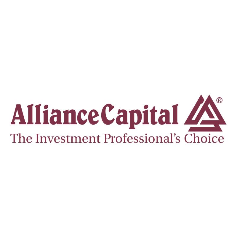 Alliance Capital vector