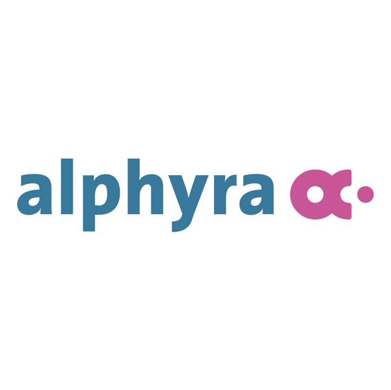 Alphyra 50699 vector logo