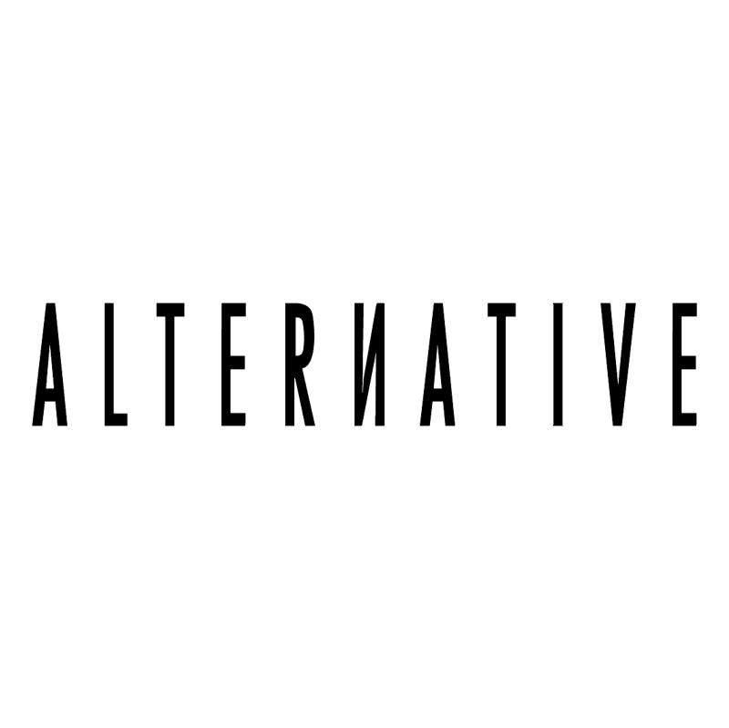 Alternative 63960 vector logo