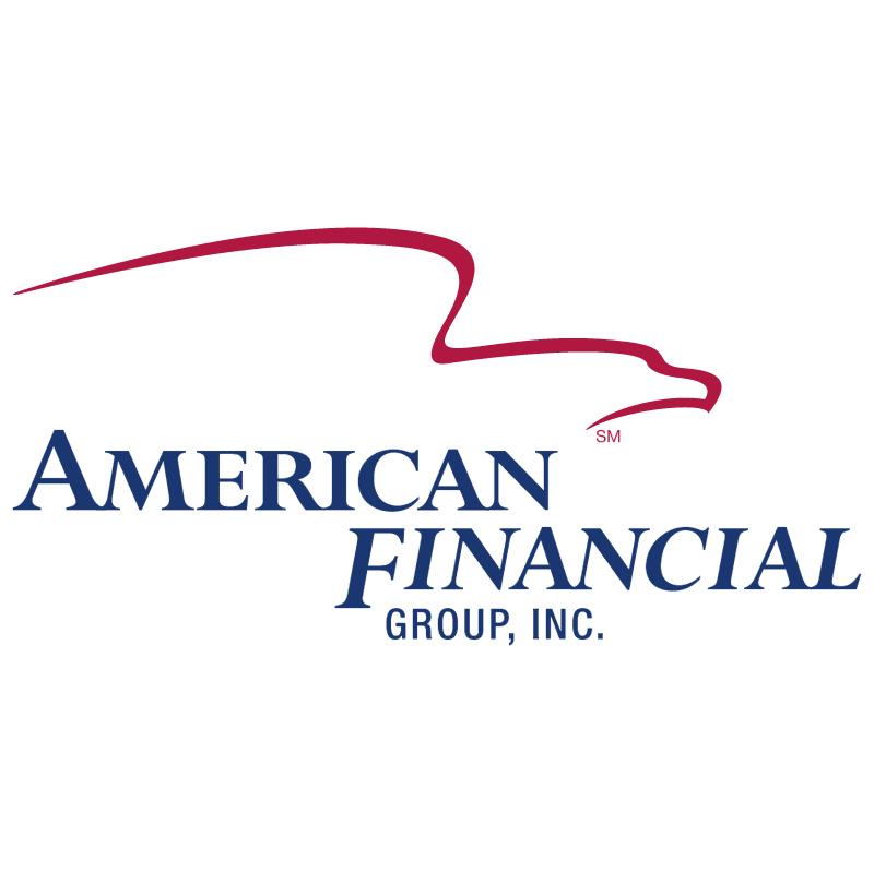 American Financial Group vector