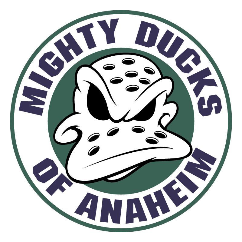 Anaheim Mighty Ducks 37586 vector