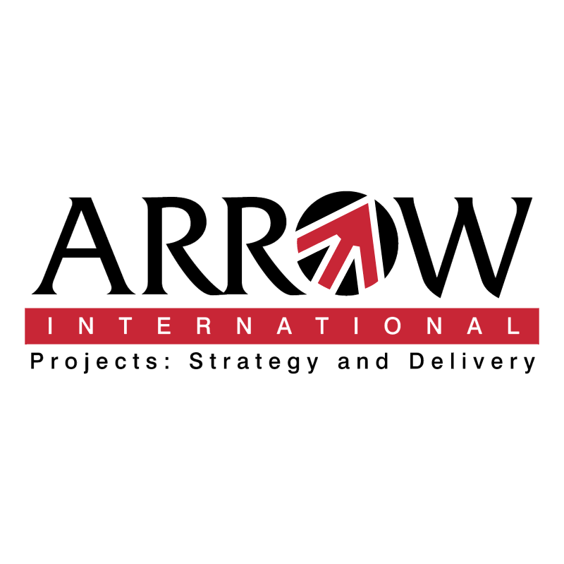 Arrow International vector