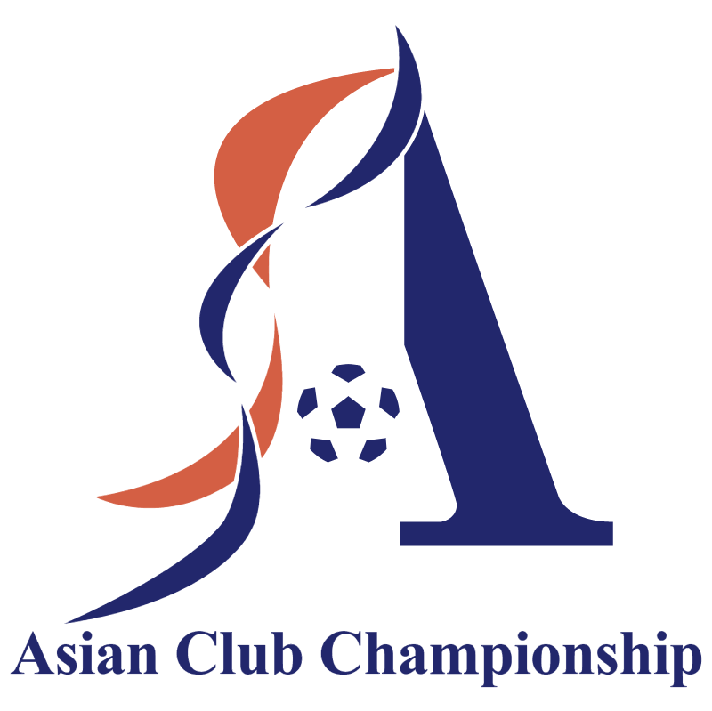 Asian Club Championship vector