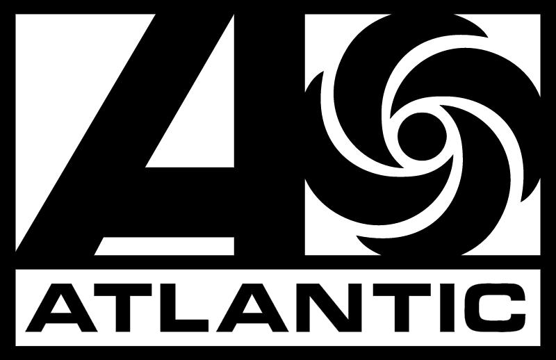 ATLANTIC RECORDS vector logo