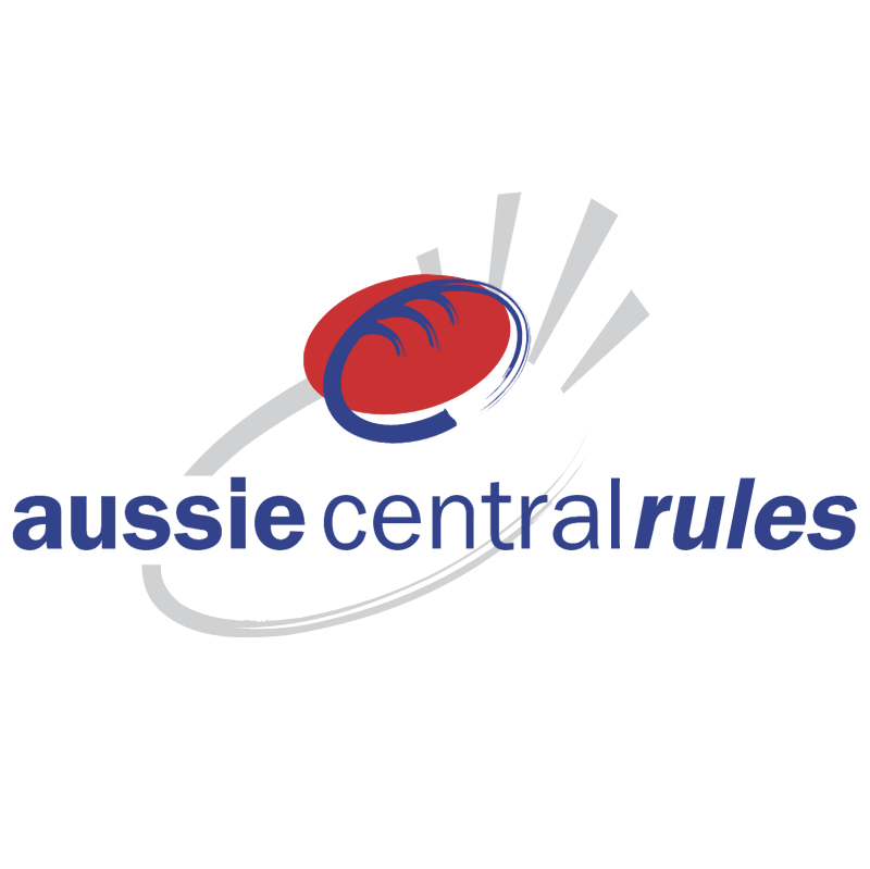 Aussie Central Rules vector