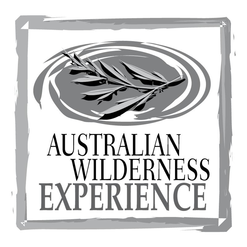 Australian Wilderness Experience vector