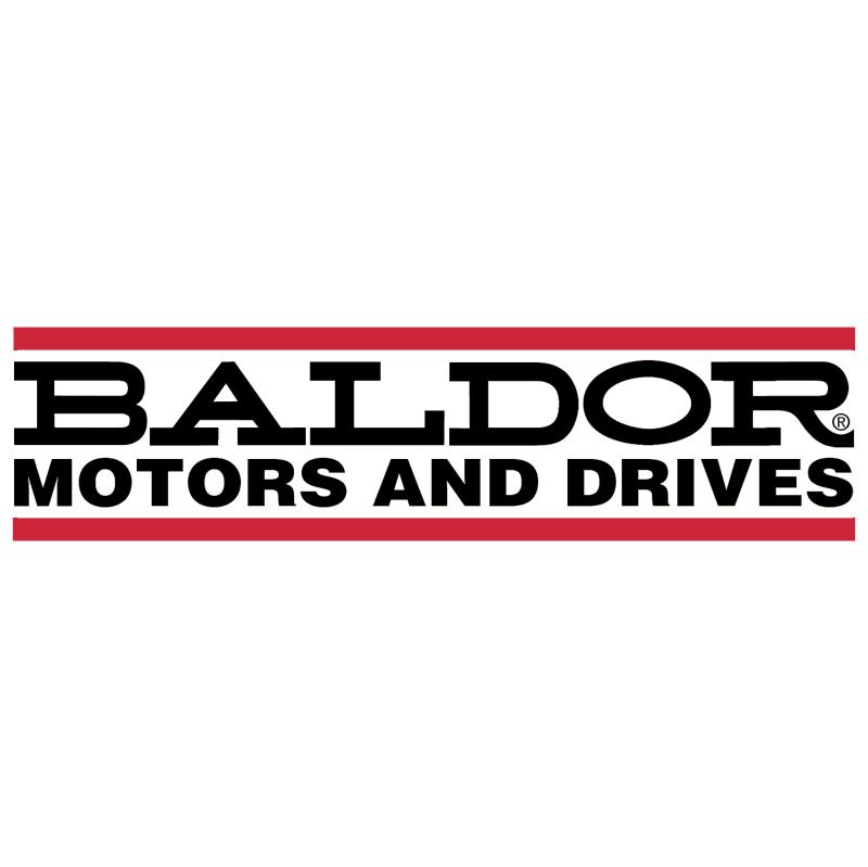 Baldor Motors And Drives vector