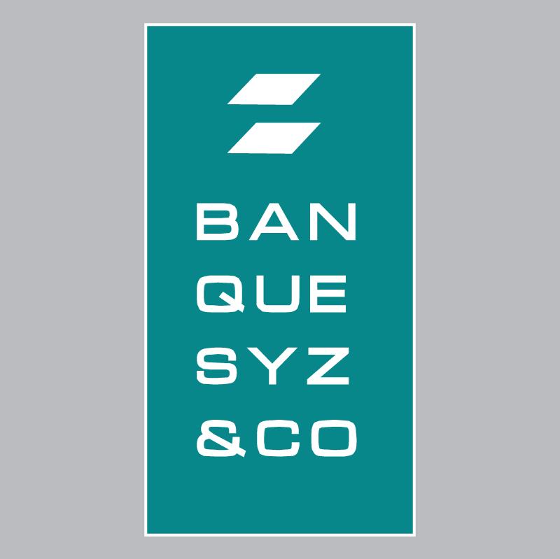 Banque SYZ & Co 66409 vector