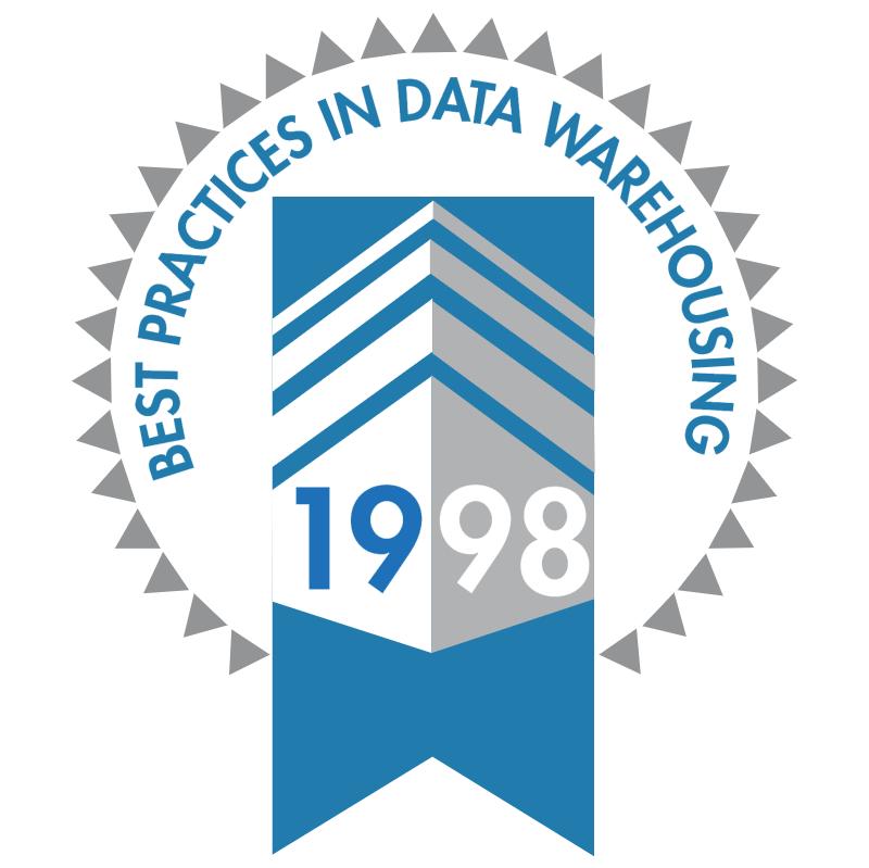 Best Practices in Data Warehousing vector