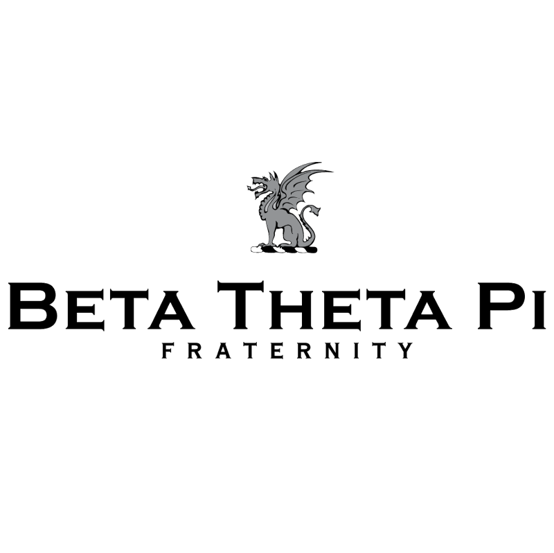 Beta Theta Pi 34575 vector