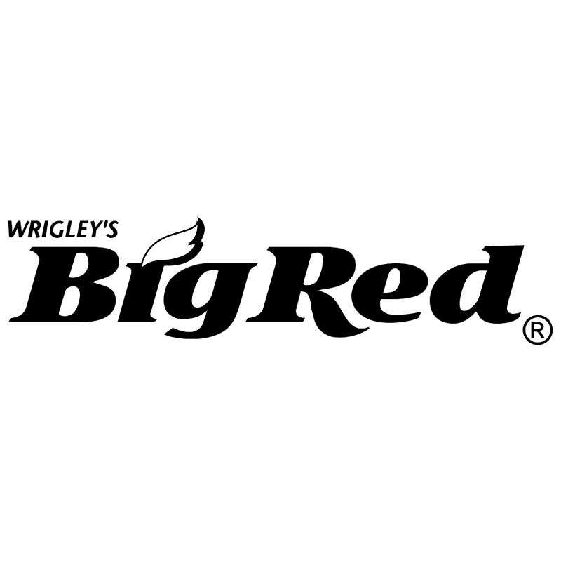 Big Red 35198 vector