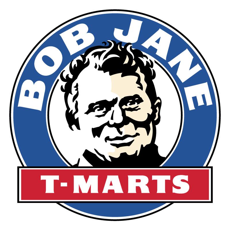 Bob Jane T Marts vector