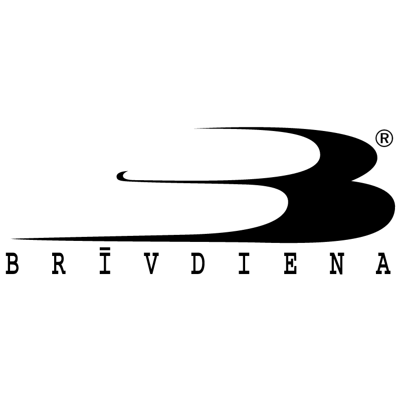 Brivdiena vector logo