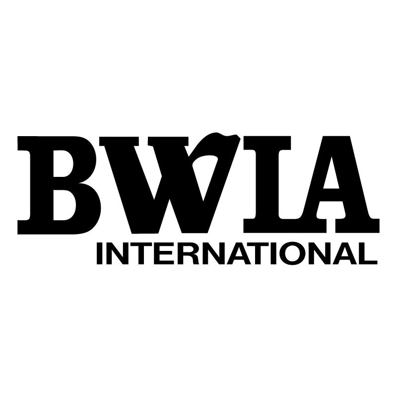 BWIA International 81249 vector