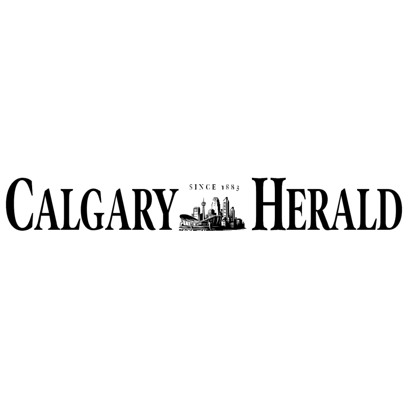 Calgary Herald vector