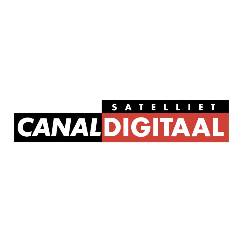 Canal Satelliet Digitaal vector