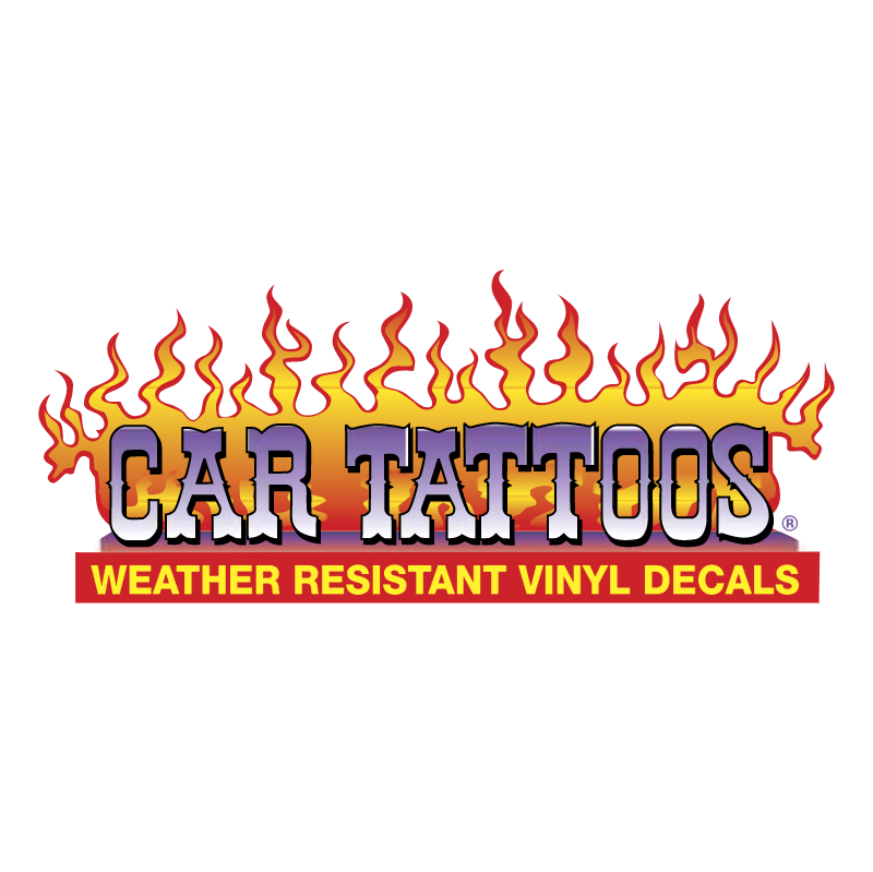 Car Tattoos vector