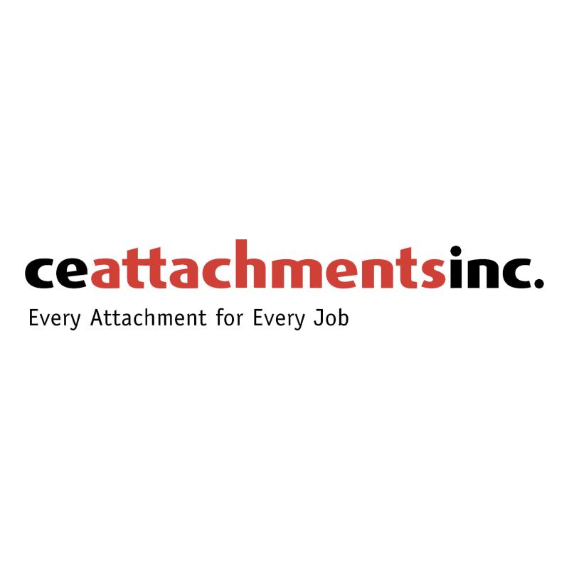 CE Attachments vector