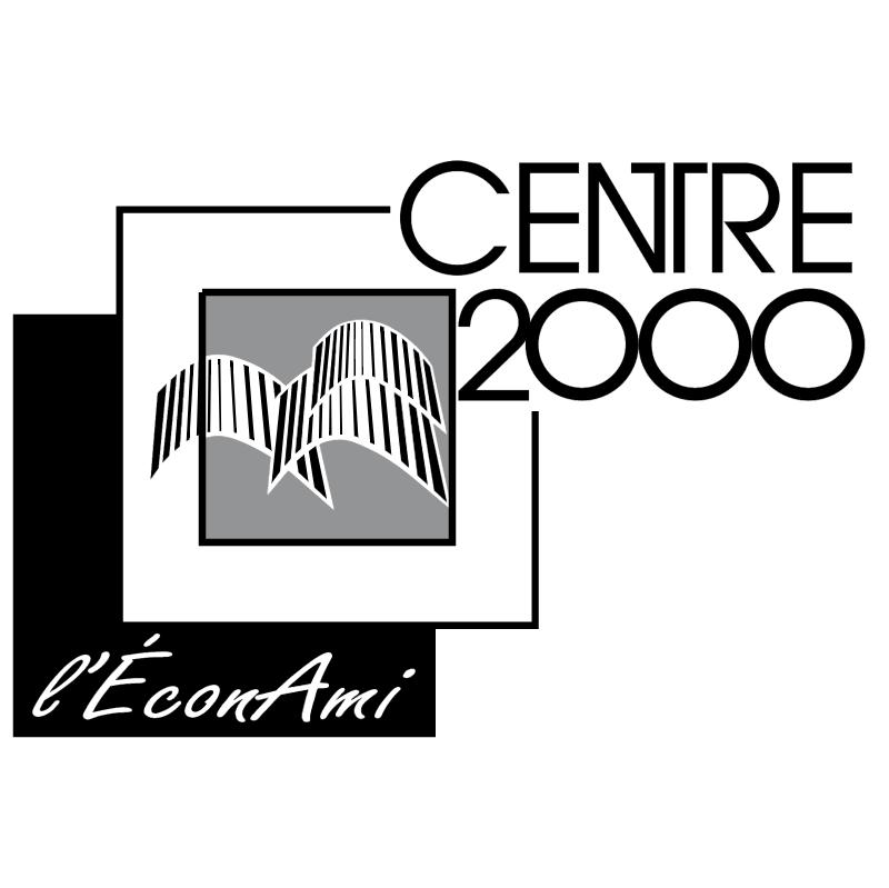 Centre 2000 1144 vector