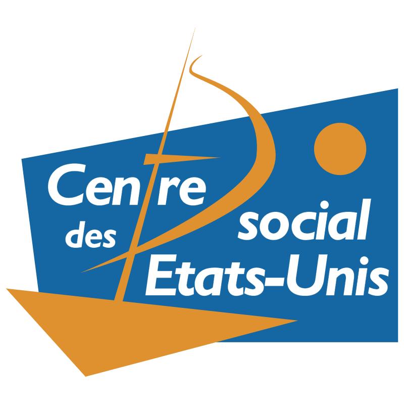 Centre Social des Etats Unis Lyon vector
