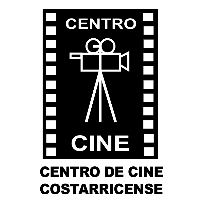 Centro de Cine Costarricense vector