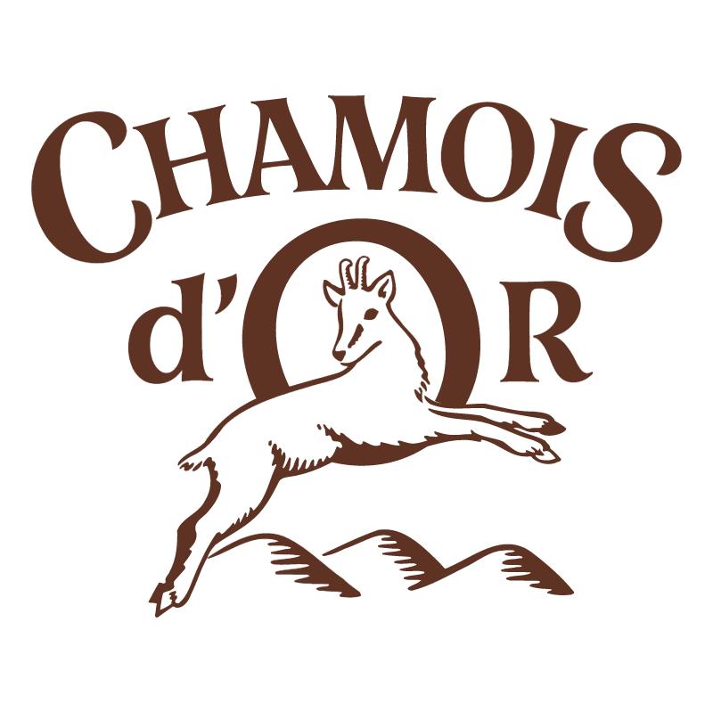 Chamois D'Or vector