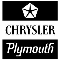Chrysler Plymouth vector