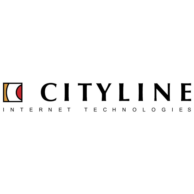 Cityline vector