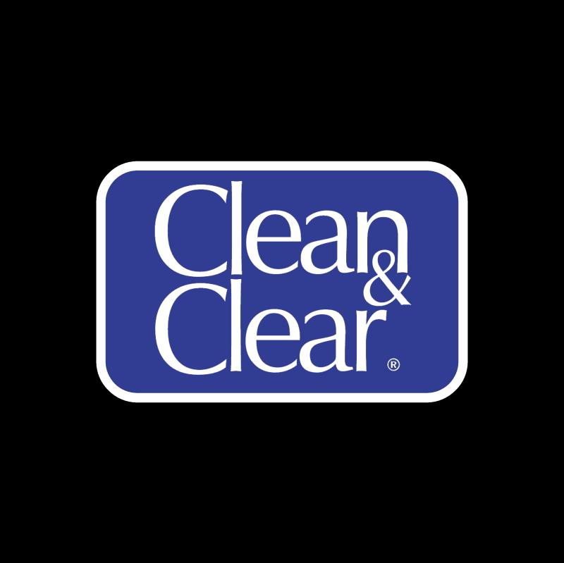 Clean & Clear vector