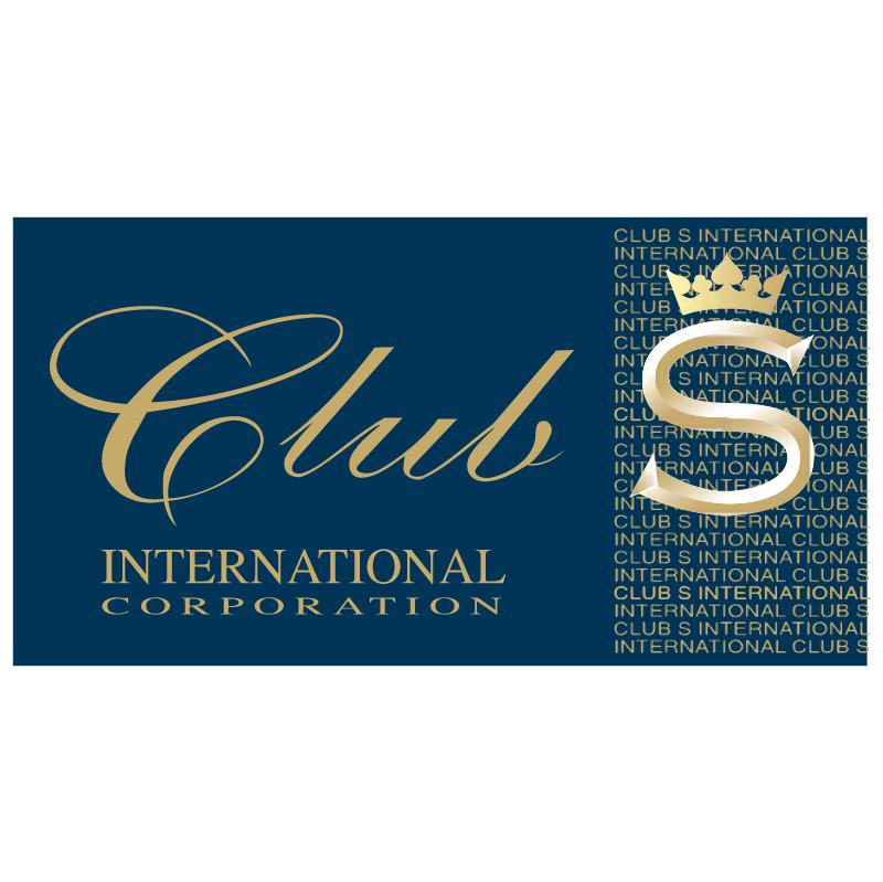 Club S vector