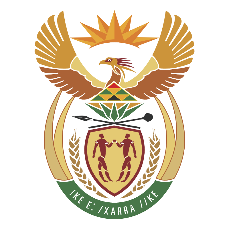 Comepensation Fund of South Africa vector logo