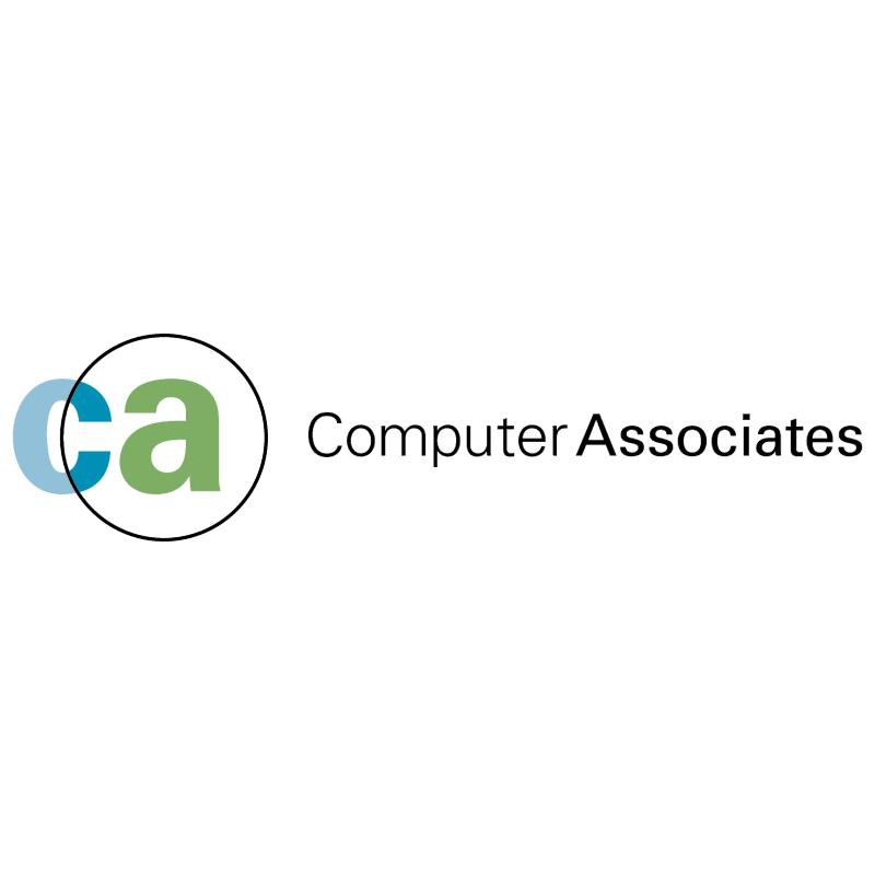 Computer Associates vector
