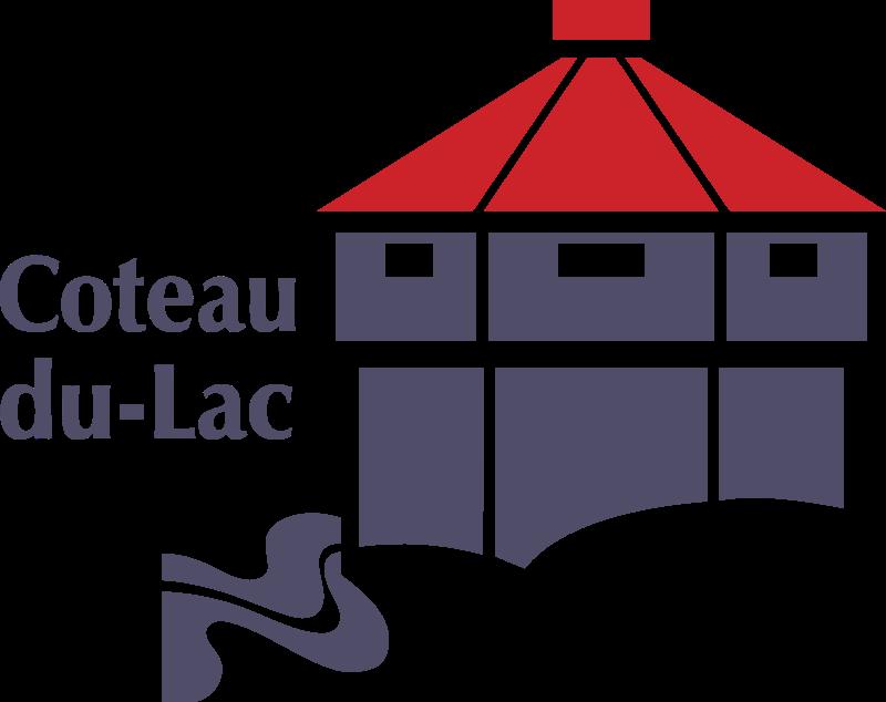 Coteau du Lac logo vector logo