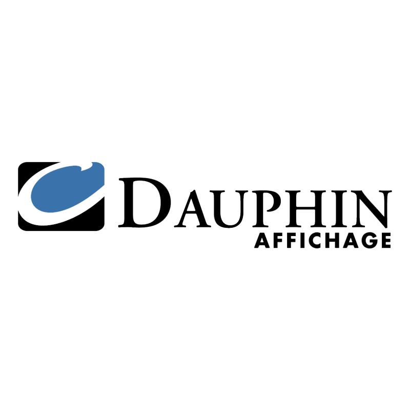 Dauphin Affichage vector