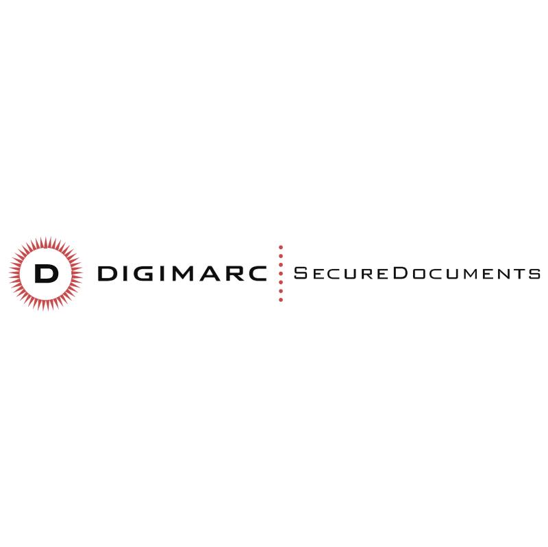 Digimarc SecureDocuments vector