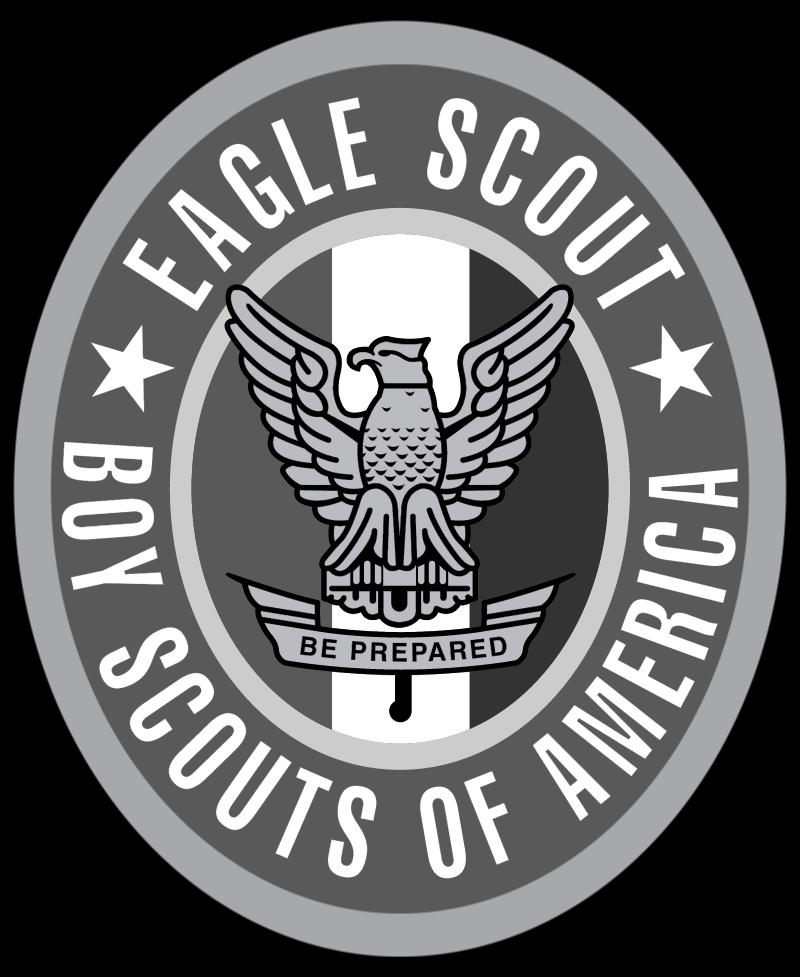 EAGLE SCOUTS vector