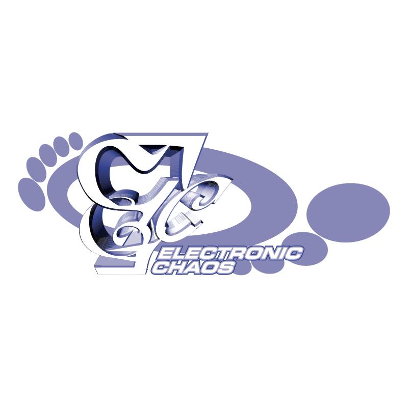 EC Multimedia Electronic Chaos com vector