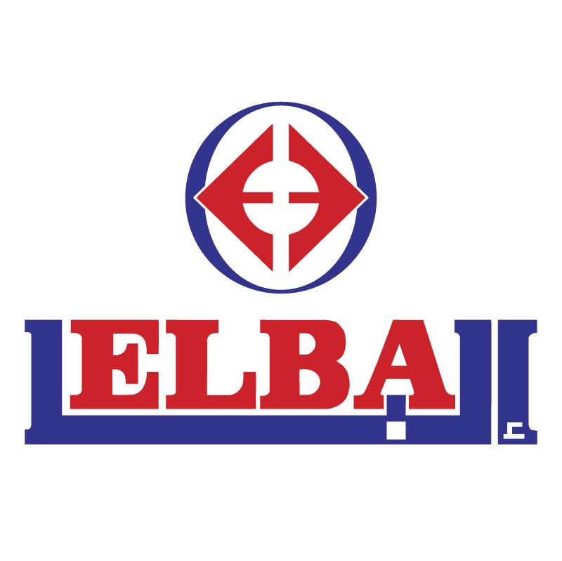 Elba House Company vector logo
