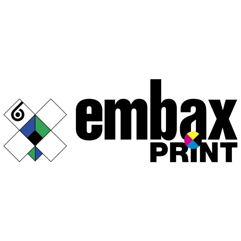 Embax Print vector