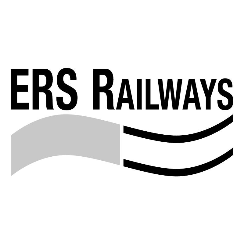 ERS Railways vector