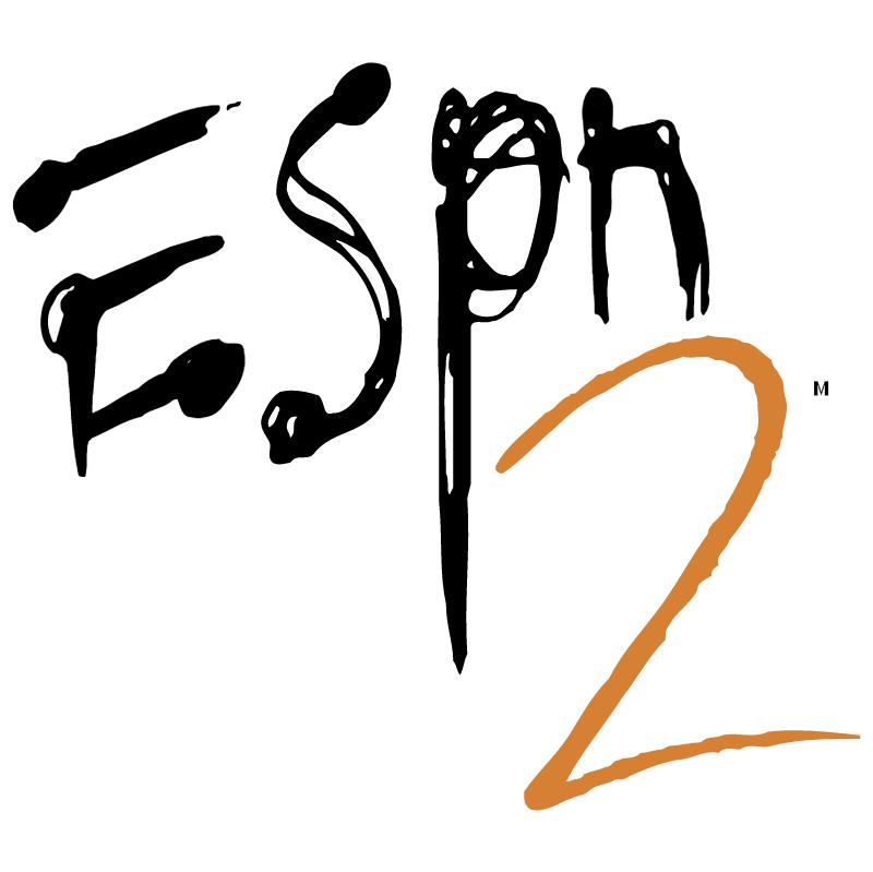 ESPN 2 vector
