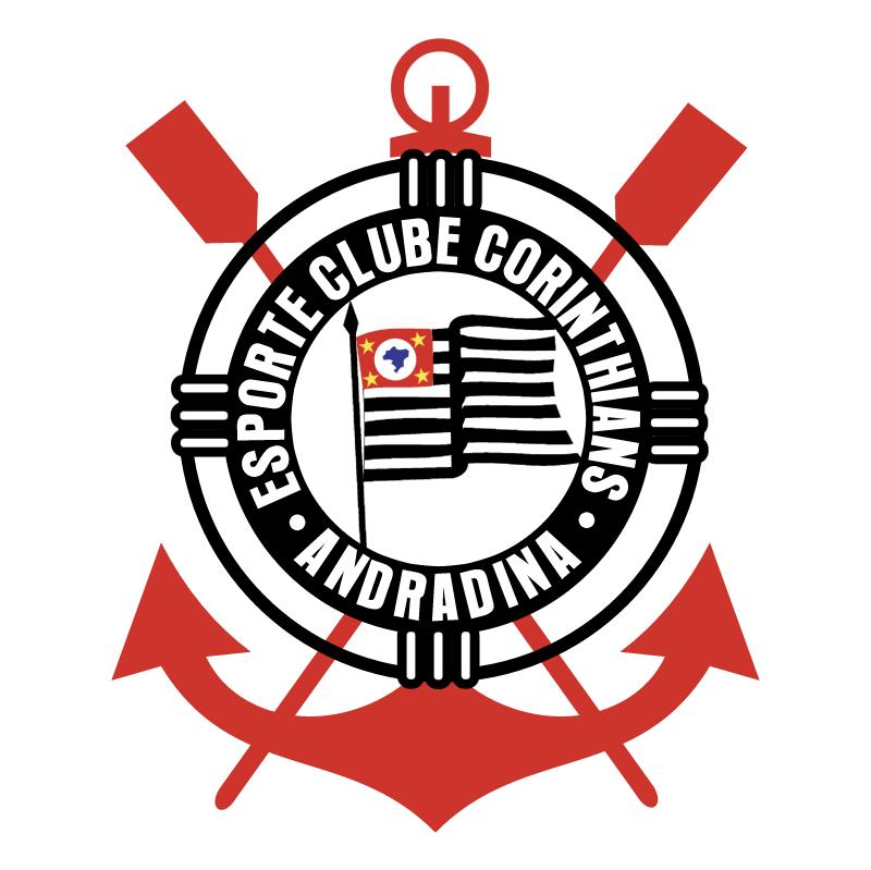 Esporte Clube Corinthians de Andradina SP vector
